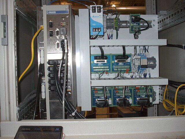 CNC System Panel Torreda Lathe