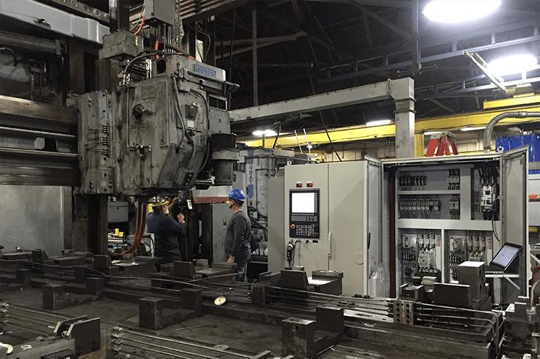Gray Planer Mill Retrofit