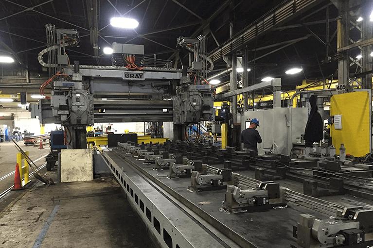 Gray Planer Mill