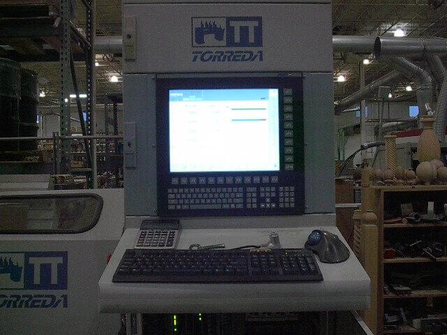 NUM CNC Retrofit Torreda Lathe