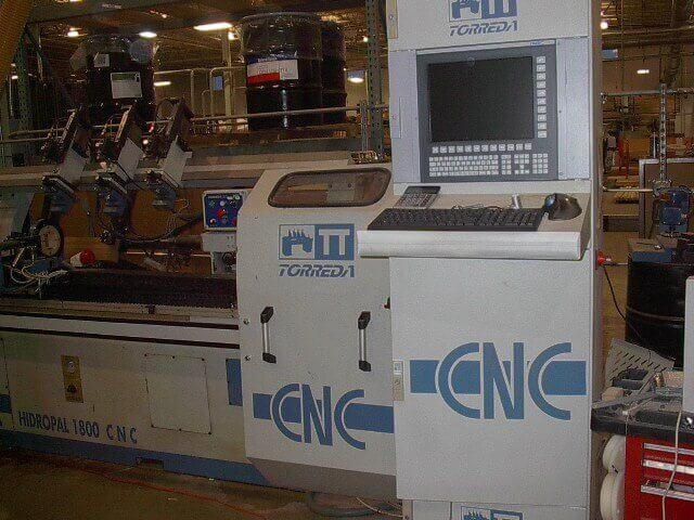Torreda Lathe CNC Retrofit