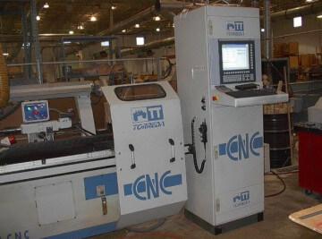 Torreda Lathe NUM CNC