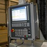 NUM CNC Retrofit Floor Mill