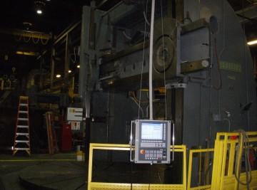 Vertical Turret Lathe Operator Pendant