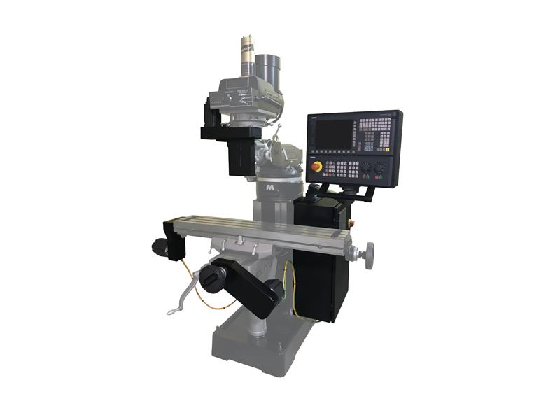 Siemens 828D 3 Axis Knee Mill Kit