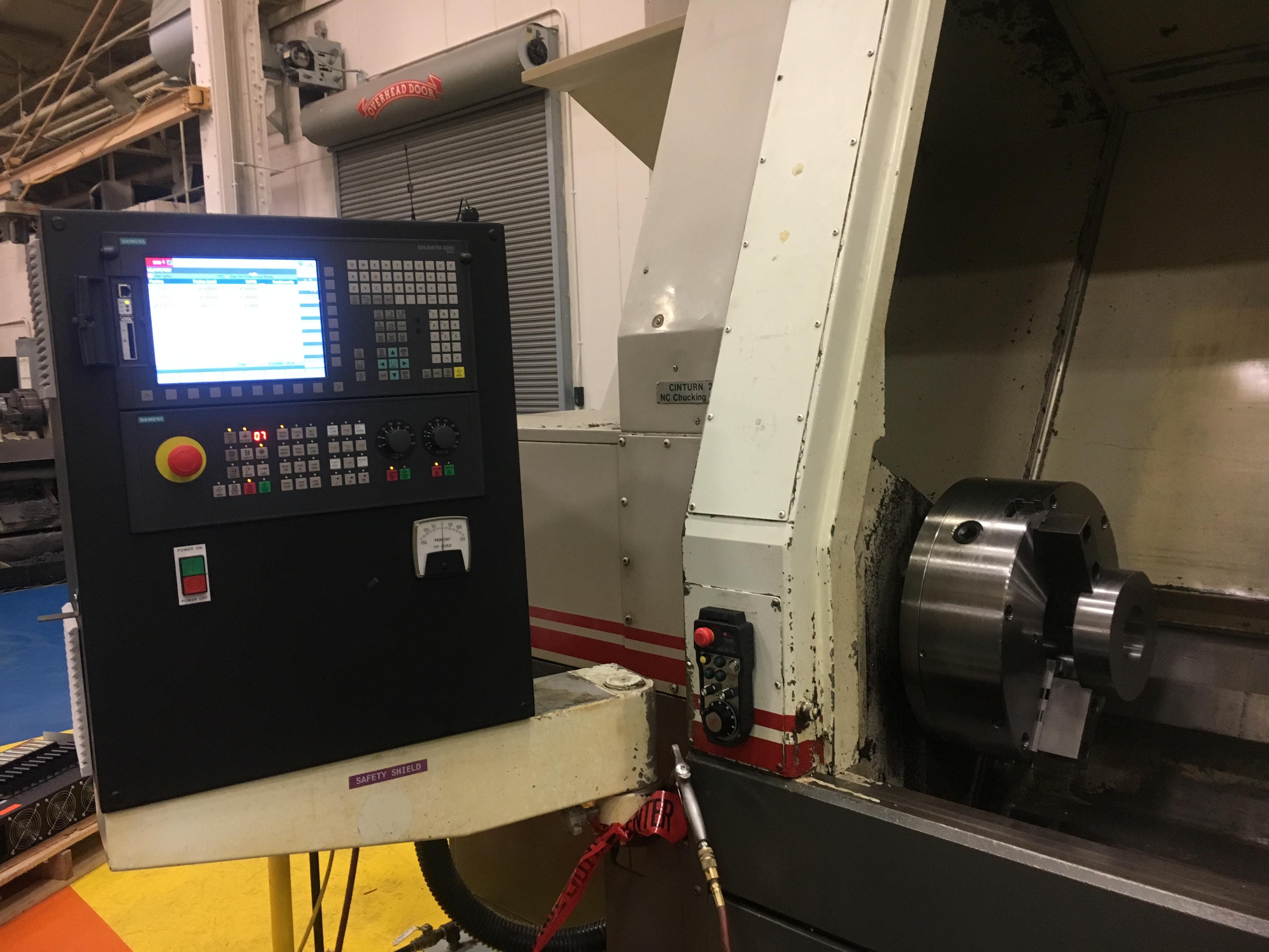 Siemens 828D Analog Retrofit