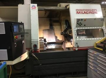 Cincinnati Milacron Lathe - Siemens 828D