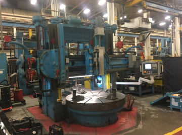 King VBM - Siemens 808D Advance CNC Upgrade
