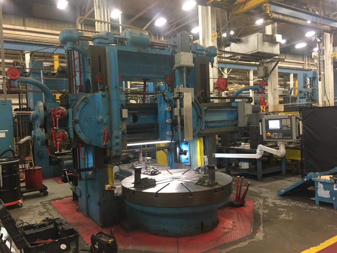 King VBM – Siemens 808D Advance CNC Upgrade